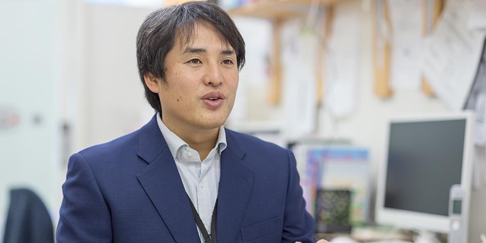 ケアマネージャー 田中浩二①