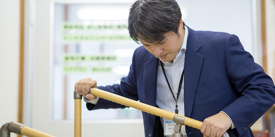 ケアマネージャー 田中浩二③